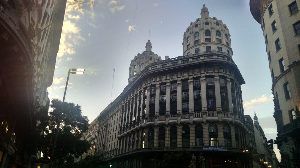 Buildings in Buenos Aires