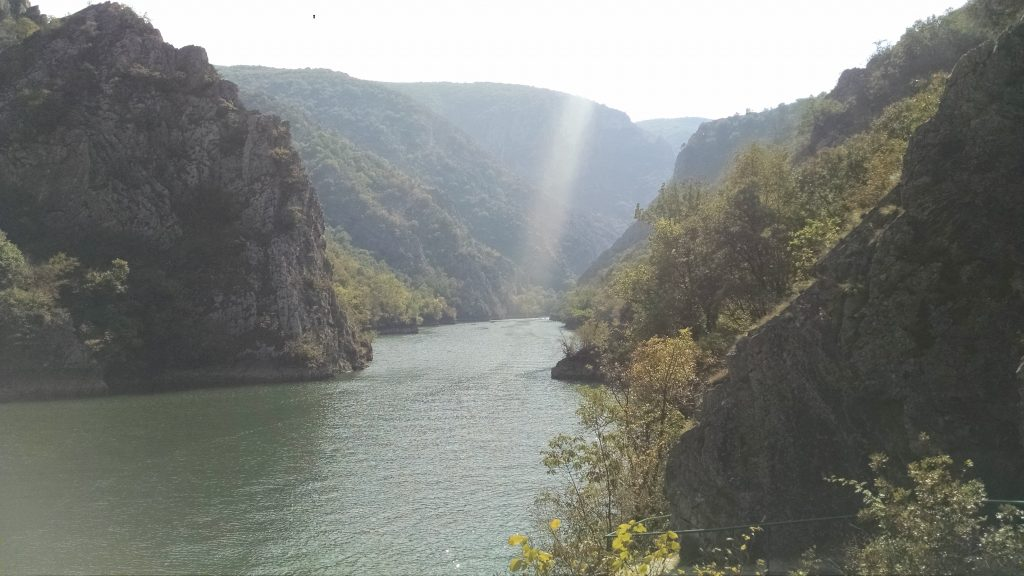 Matka Gorge