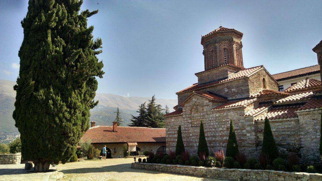 St Naum, Ohrid