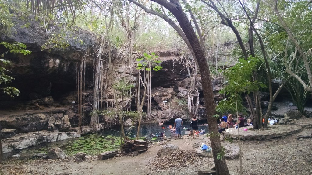 Cenote near Merida