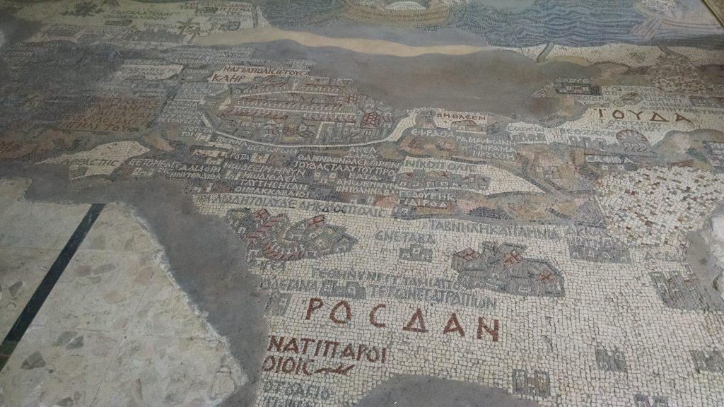Map Mosaic