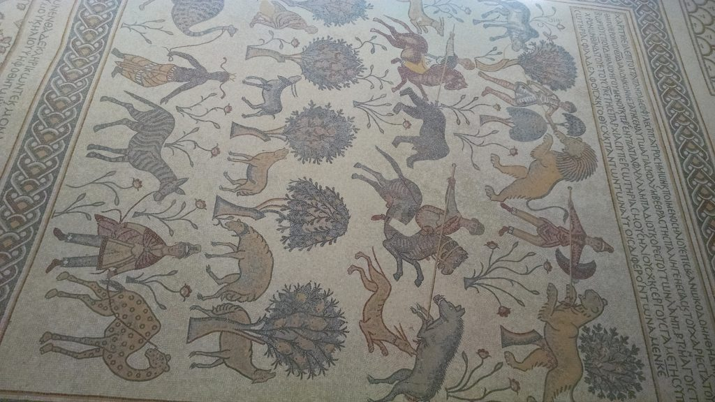 Cool Mosaic of Animals