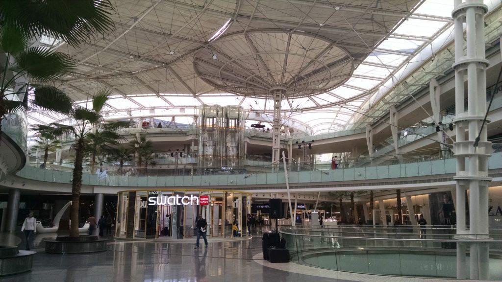 Mall in Amman, Jordan